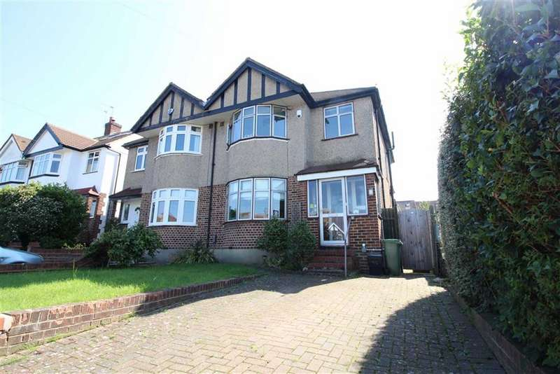 3 Bedrooms Semi Detached House for sale in Wickham Chase, West Wickham, BR4
