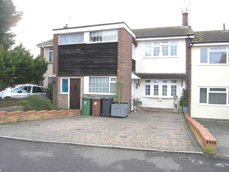 3 Bedrooms Terraced House for sale in Great Grove, Bushey