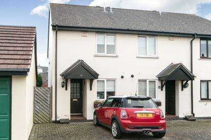 2 Bedrooms End Of Terrace House for sale in Mulberry Close, Conwy, LL32