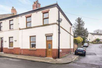 3 Bedrooms End Of Terrace House for sale in Mersey Street, Longridge, Preston, Lancashire, PR3
