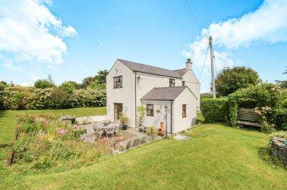 4 Bedrooms Detached House for sale in Llanynghenedl, Holyhead, Anglesey, LL65