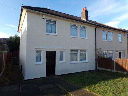 3 Bedrooms Semi Detached House for sale in Rycroft Road, Fazakerley, Liverpool, Merseyside, L10