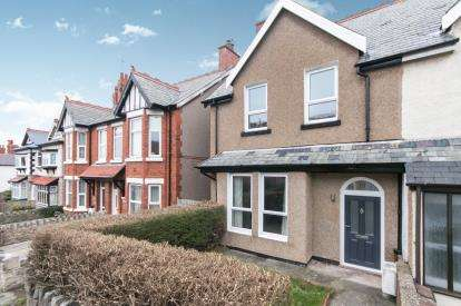 4 Bedrooms End Of Terrace House for sale in Wynnstay Road, Old Colwyn, Colwyn Bay, Conwy, LL29