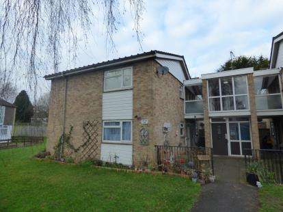 1 Bedroom Flat for sale in Patterdale Walk, Lakeview, Northampton, Northamptonshire