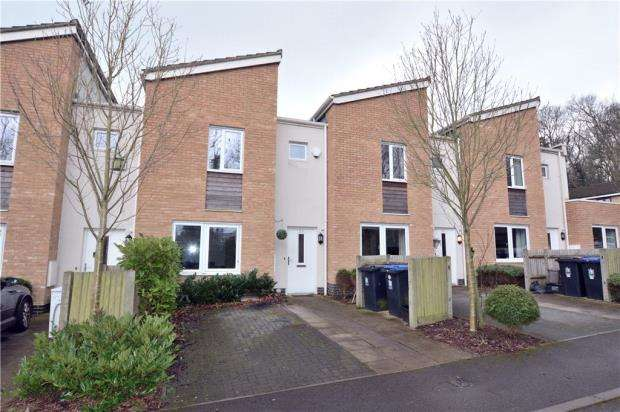 3 Bedrooms Terraced House for sale in Ranston Close, Denham Green, Bucks