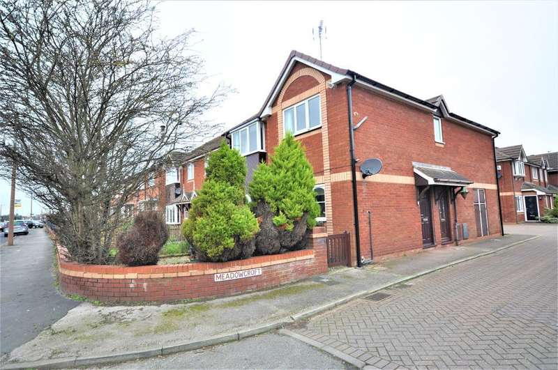 2 Bedrooms Flat for sale in Meadowcroft, St Anne's, Lytham St Anne's, Lancashire, FY8 3BF