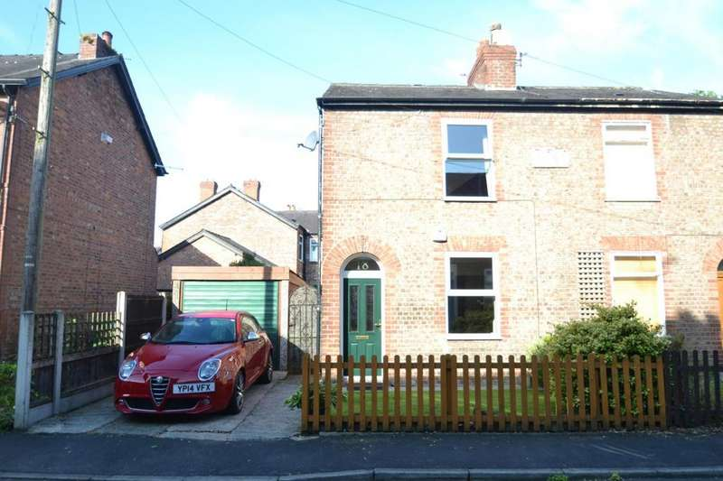2 Bedrooms Semi Detached House for sale in Stamford Street, Sale