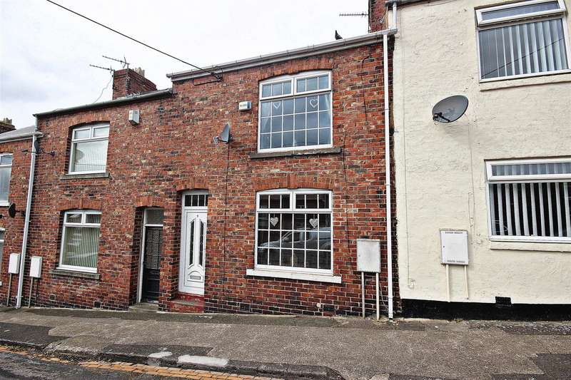 3 Bedrooms Terraced House for sale in Bannerman Terrace, Ushaw Moor, Durham