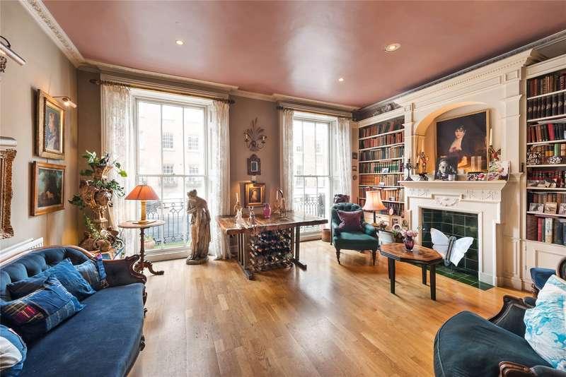 2 Bedrooms Maisonette Flat for sale in Ebury Street, Belgravia, SW1W