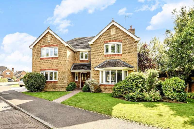 5 Bedrooms Detached House for sale in Six Acres, Slinfold, RH13