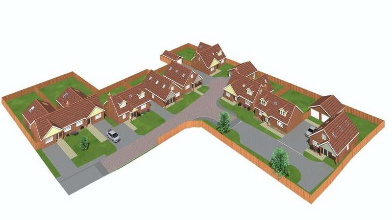3 Bedrooms Chalet House for sale in Emerald Close, Kesgrave, Ipswich, Suffolk, IP5 2NX