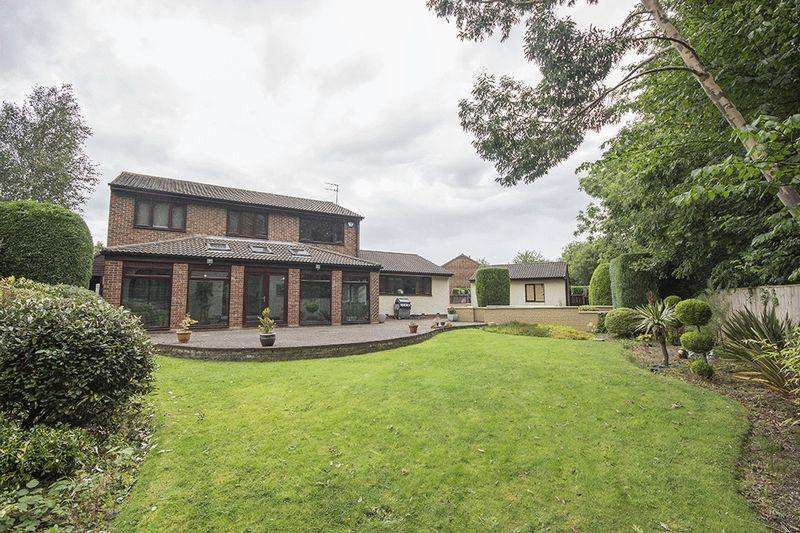 5 Bedrooms Detached House for sale in Whitby Drive, Biddick, Washington
