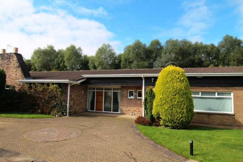 3 Bedrooms Detached Bungalow for sale in Blaidwood Drive, Durham, DH1