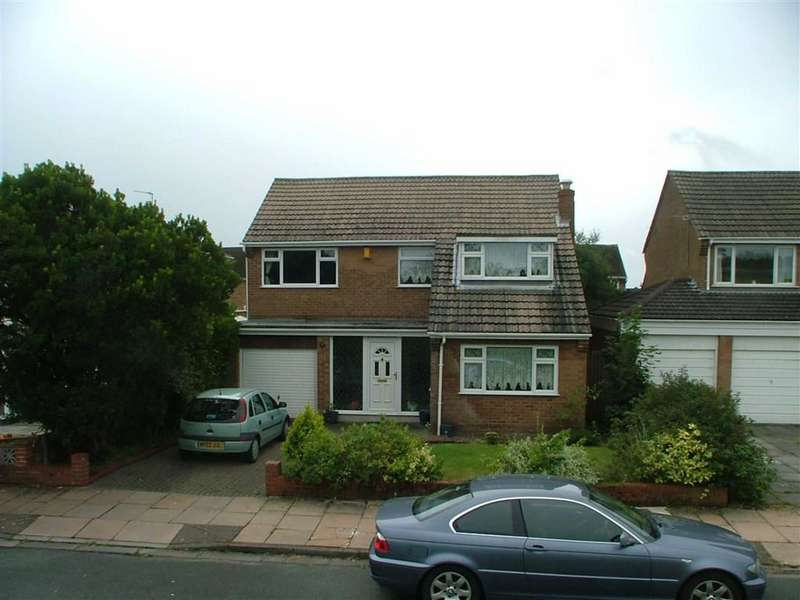 4 Bedrooms Detached House for rent in Bridgend Drive, Ainsdale, Southport