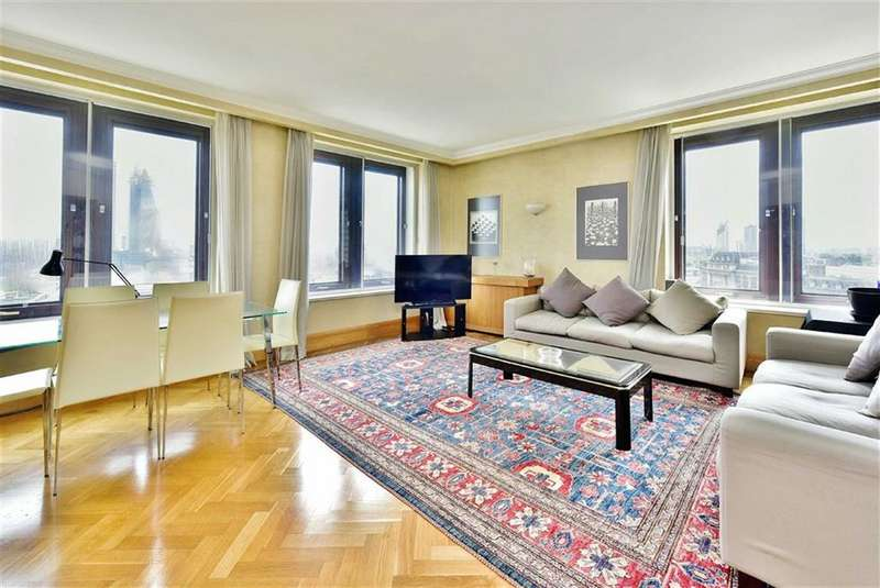 3 Bedrooms Apartment Flat for sale in The Whitehouse Apartments, South Bank, London