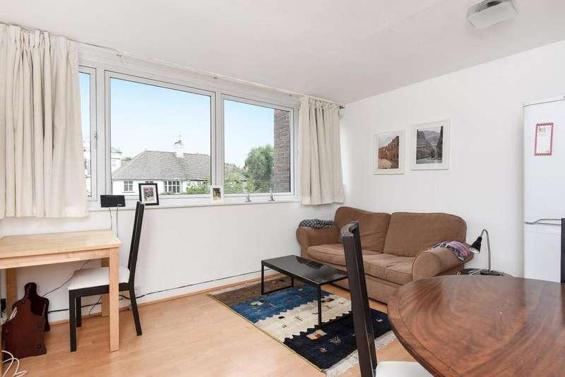 1 Bedroom Flat for sale in Melrose Road, Southfields