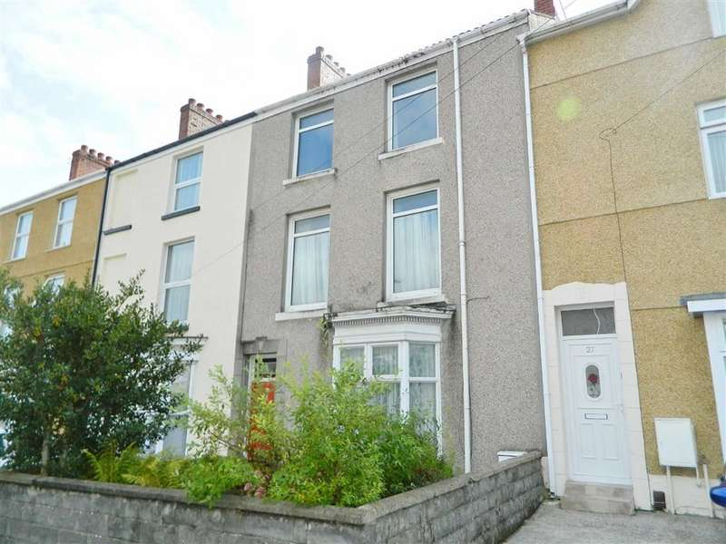 6 Bedrooms Terraced House for sale in Brunswick Street, Swansea