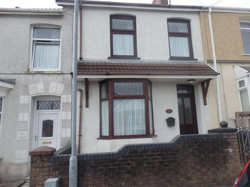 3 Bedrooms Terraced House for sale in Capel Terrace, Llanelli