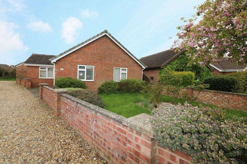 3 Bedrooms Detached Bungalow for sale in Chequers Green, Great Ellingham, Attleborough