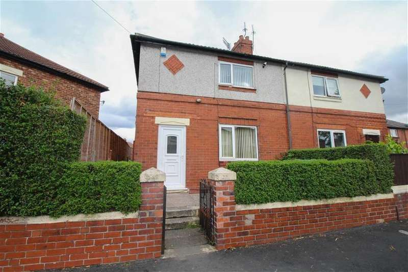3 Bedrooms Semi Detached House for sale in Ambleside Road, Reddish, Stockport