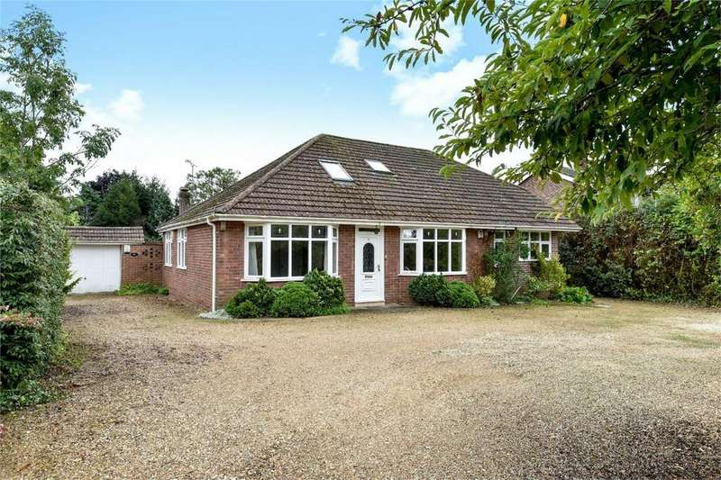 5 Bedrooms Detached House for sale in Colden Common, Winchester, Hampshire