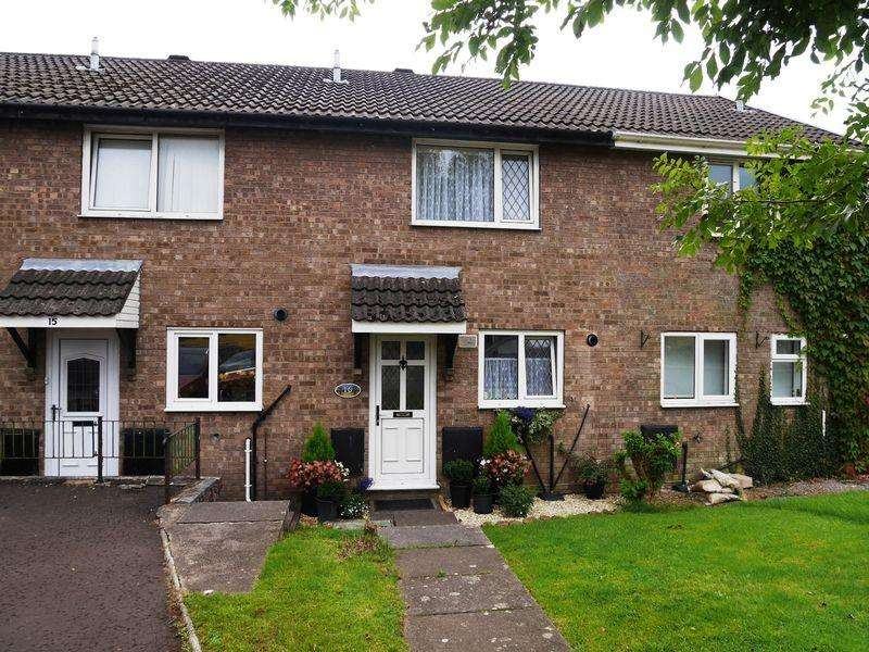 2 Bedrooms Terraced House for sale in Oak Close, Talbot Green, CF72 8RF