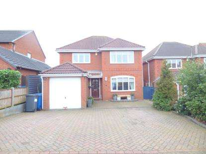 4 Bedrooms Detached House for sale in Mickleton, Wilnecote, Tamworth, Staffordshire