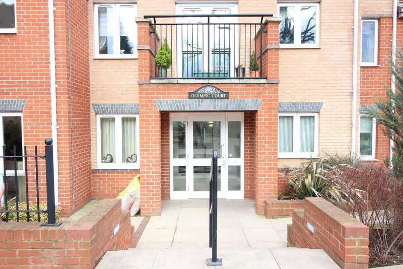 1 Bedroom Flat for sale in Cannon Lane, Luton, Bedfordshire, LU2 8DA
