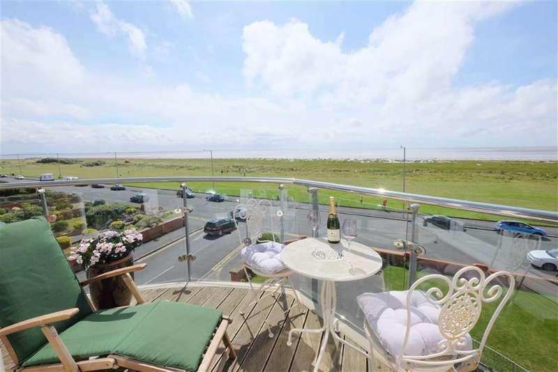 2 Bedrooms Penthouse Flat for sale in Cartmell Court, 139 South Promenade, Lytham St Annes