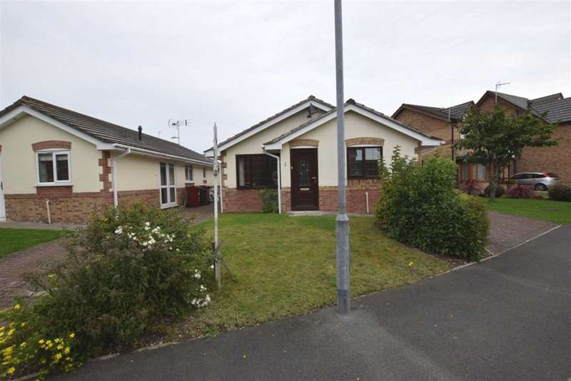 3 Bedrooms Detached Bungalow for sale in Tamworth Drive, Barrow-in-Furness, Cumbria