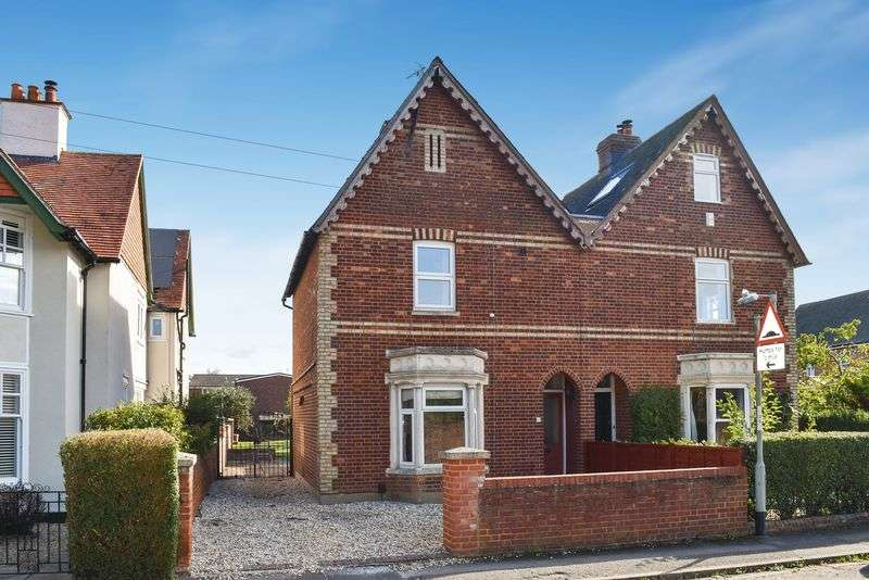 3 Bedrooms Property for sale in St Johns Road, Abingdon