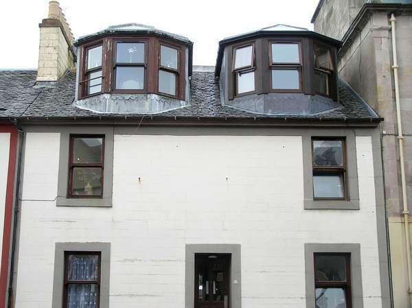 1 Bedroom Flat for sale in 4 (1L) Cardiff Street, Town Centre, Millport, KA28 0AU