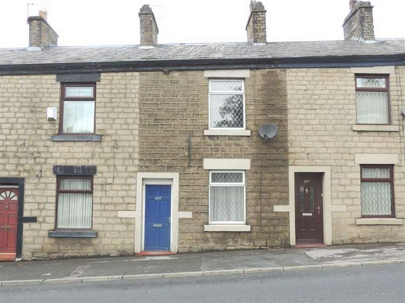 2 Bedrooms Terraced House for sale in Huddersfield Road, Millbrook, Stalybridge
