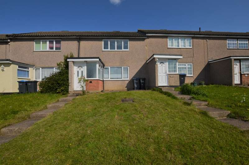3 Bedrooms Terraced House for sale in Joyners Field, Harlow CM18