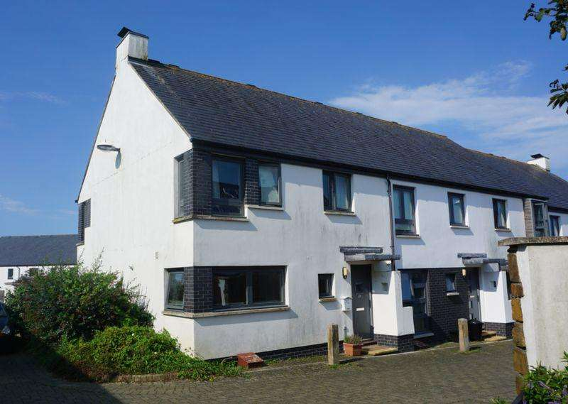 3 Bedrooms Semi Detached House for sale in Tregaskes Parc, Bude