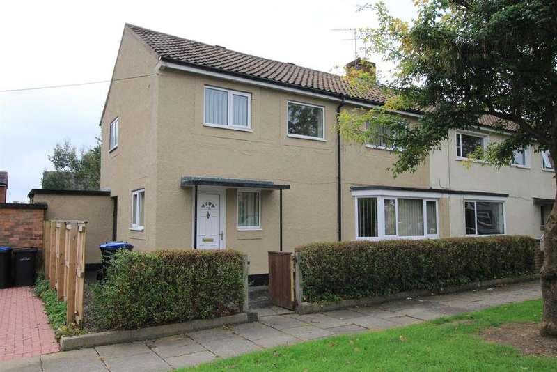 4 Bedrooms Terraced House for sale in Greathead Crescent, Newton Aycliffe