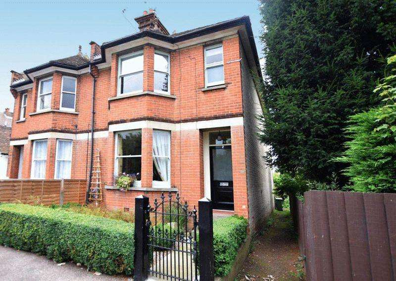 3 Bedrooms Semi Detached House for sale in Curzon Road, Maidstone