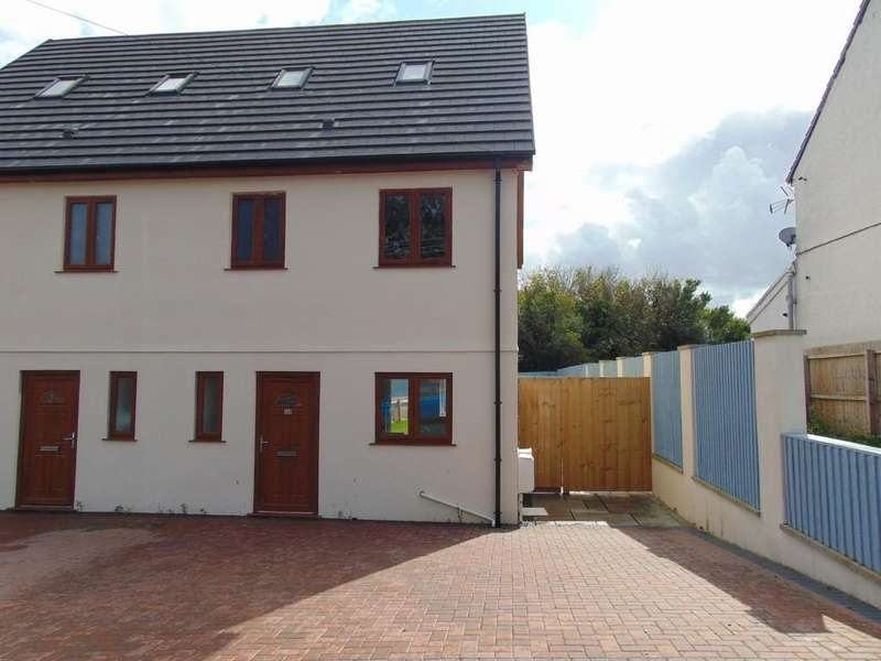 4 Bedrooms Semi Detached House for sale in Penygraig Road, Llanelli