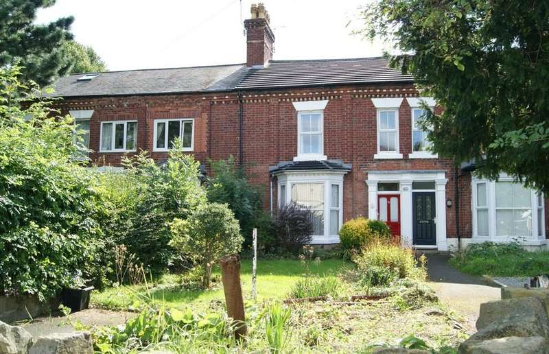 3 Bedrooms Terraced House for sale in Greenfield, Wrexham