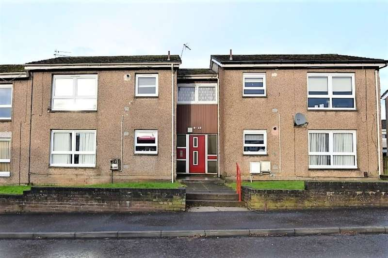 1 Bedroom Flat for sale in Cuckoo Way, Motherwell, ML1