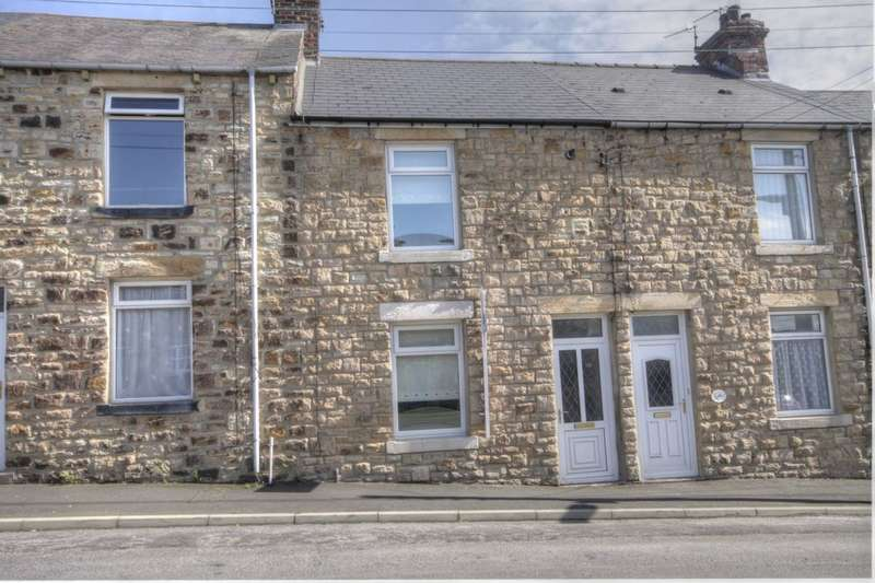 2 Bedrooms Property for sale in Constance Street, Consett, DH8