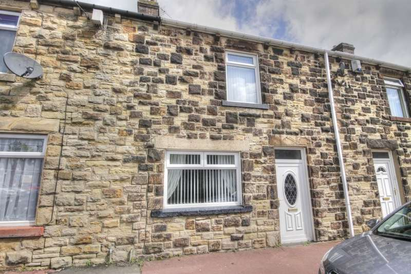 2 Bedrooms Property for sale in West Victoria Street, Consett, DH8