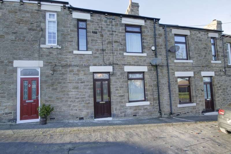 2 Bedrooms Property for sale in Fines Road, Medomsley, Consett, DH8