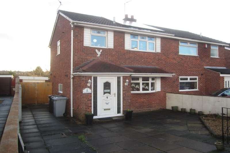 3 Bedrooms Semi Detached House for sale in Westbourne Avenue, Crewe, CW1