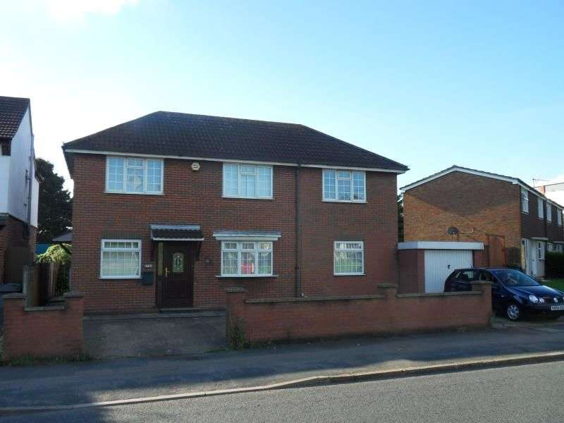 4 Bedrooms Detached House for rent in Hitchin Road, Luton, LU2
