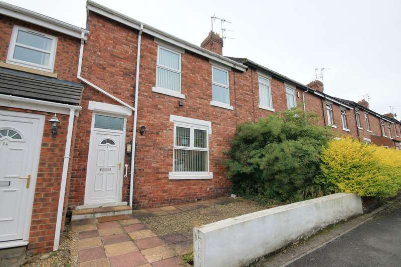 2 Bedrooms Property for sale in Jolliffe Street, Chester Le Street, DH3