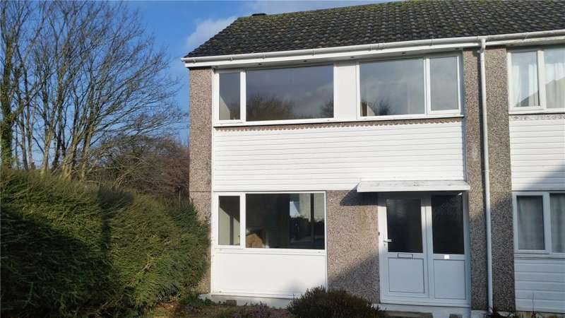 3 Bedrooms End Of Terrace House for sale in Rapson Road, Liskeard, Cornwall