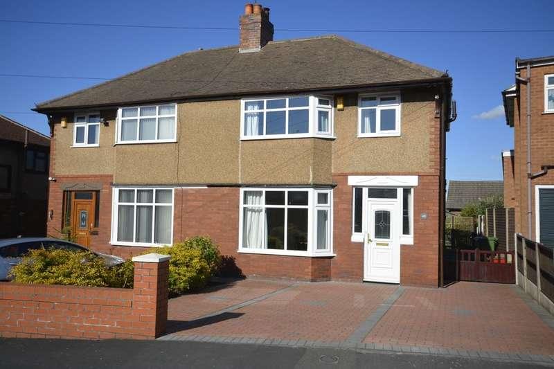 3 Bedrooms Semi Detached House for sale in Doric Avenue, Frodsham, WA6