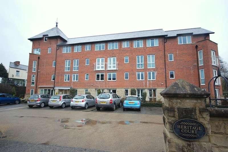1 Bedroom Flat for sale in Kedleston Close, Belper, DE56
