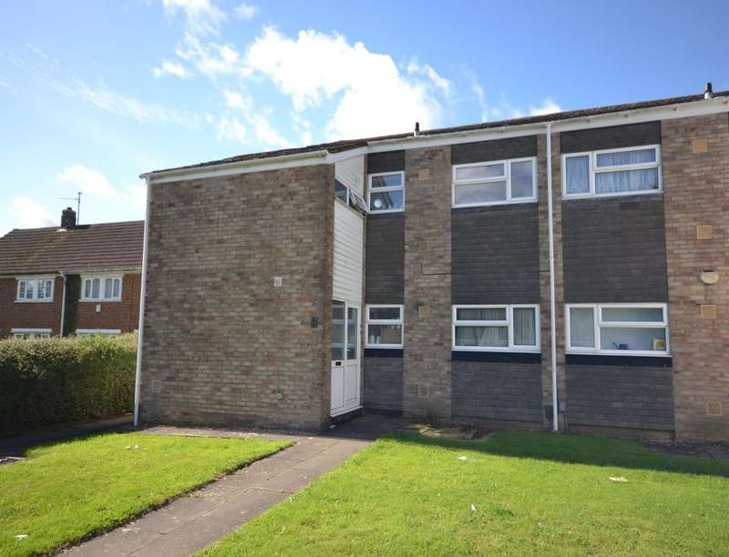 1 Bedroom Flat for rent in Castle Avenue, Northampton, NN5